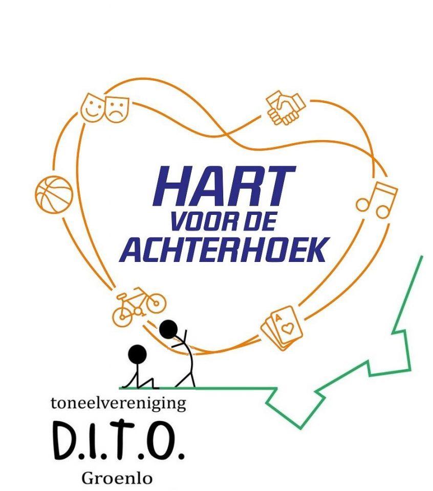 Hart voor de Achterhoek logo met dito-logo